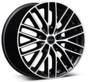 Borbet Alufelgen, Breite: 8, Durchmesser: 18, Lochkreis: 120, Farbe: black polished