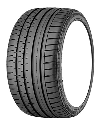 CONTINENTAL - ContiSportContact 2 - 205/55 R16 91V - Sommerreifen (PKW) - E/C/71