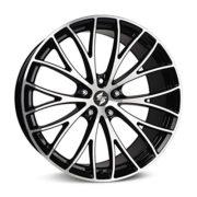 Felge etabeta PiUMA 10,5x22 5x120 ET35 74.1 5G3 (BMW) Black Polish