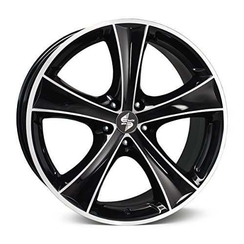 Felge etabeta TETTSUT 9,0x19 5x120 ET34 72.6 5G2 (BMW) Black Polish