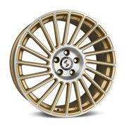 Felge etabeta VENTi-R 8,5x19 5x108 ET45 78.1 5E2 Gold Matt Polish