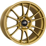 LEICHTMETALLRADER ULTRALEGGERA 8x17 ET 48 OZ RACING 5x114,30 RACE GOLD