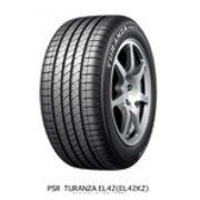 Sommerreifen Bridgestone Turanza EL42 DOT11 XL 245/45 R19 98V (E,C)