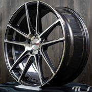 19 Zoll Alufelge Felge Motec MCT10 Radical für Audi A3 A4 S4 A5 S5 A6 A7 A8 Q3 TT, Fahrzeug Audi:Audi A3 8P 8P1 (2003-2013)