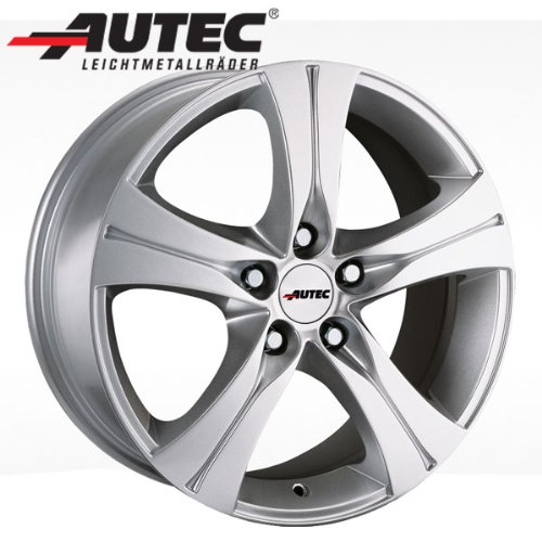 Alufelge Autec ETHOS Mazda 3 BK 6.5 x 16 Brillantsilber