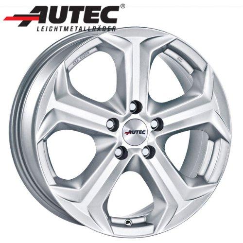 Alufelge Autec XENOS VW T5 7HC, 7HCA, 7HK. 7.0 x 17 Brillantsilber