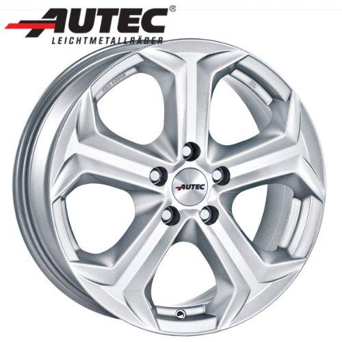 Alufelge Autec YUCON Ford Focus ST DA3, DB3 7.0 x 16 Titansilber