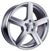 Alufelge Rondell 223 Mazda MPV 7,0x17 5x114 ET 40 Silber lackiert