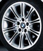 Original BMW Alufelge 5er E60-E61-LCI M Doppelspeiche 135 in 18 Zoll