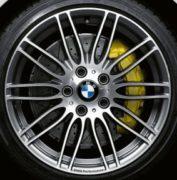 Original BMW Alufelge 5er E60-LCI Performance Doppelspeiche 269 in 19 Zoll für vorne