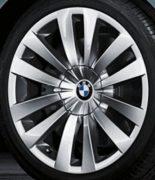 Original BMW Alufelge 5er GT F07-LCI Doppelspeiche 253 in 20 Zoll für hinten
