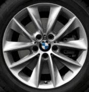 Original BMW Alufelge X3 F25 V-Speiche 307 in 18 Zoll