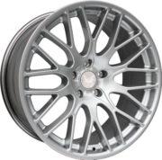 in.pro. FS-319S-5120A35760-DW43-3 D&W Felge Estoril silber 9,5x19 5/120 ET35BMW 3er Lim. Allrad / Touring Allrad (346X (E46)), 100-240 kW, Bj. 2004-2005