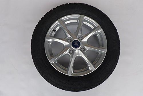 4x Komplettrad Winterrad Ford Fiesta Alu ab 05/17 Continental 195/60 R15 88T (kein ST) 2147019