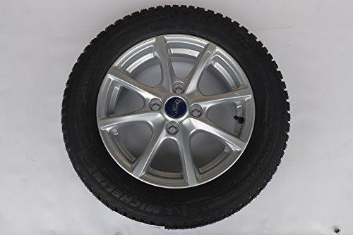 4x Komplettrad Winterrad Ford Fiesta Alu ab 05/17 Michelin 195/60 R15 88T (kein ST) 2147023