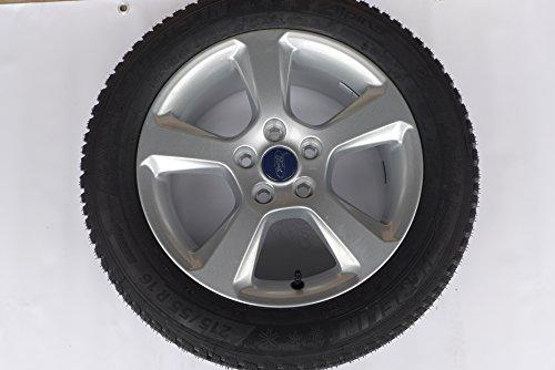 4x Orig. Ford Focus Bj. 01/11-12/17 C-Max/Grand C-Max ab Bj. 08/10 Kompletträder Winterräder Alu Michelin 215/55 R16 97H EL 1923822
