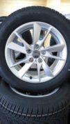 Audi Original Winterkomplettrad Satz 16 Zoll A4 8W Aluminium Reifen Dunlop
