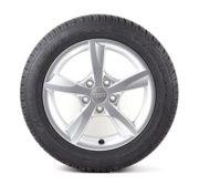 Audi Original Winterkomplettrad Satz 16 Zoll Audi A3 8V Aluminium Dunlop Reifen